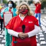 Largest US Nurses Union Encouraged by New OSHA Emergency Standards to Protect Front Line Health Care Workers